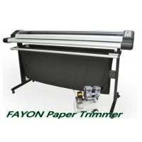 Buy cheap Roll Cutting Electric Paper Trimmer Aluminum Alloy Material 3000*500*400mm product
