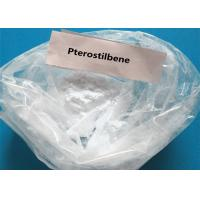 Buy cheap High Purity Pharmaceutical Pterostilbene For Hypoglycemic CAS 537-42-8 product