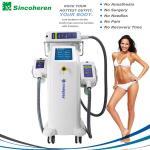 Buy cheap 3 Treatment Handles Fat Freeze Cryolipolysis Treatment / Cryolipolysis Slimming Machine product