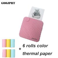Buy cheap Thermal Bluetooth photo Printer Mobile Phone POS Mini ios Android 58mm Portable Wireless product