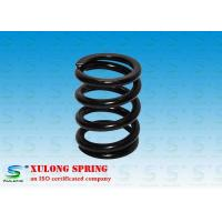 Buy cheap 7MM Wire Machinery Springs / Compression Damping Springs Black Powder Coated product