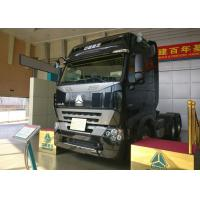 Buy cheap 70 Ton Sinotruk HOWO A7 Howo Tractor Truck 420HP Engine Single Sleeper product