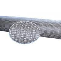 Buy cheap Custom Wave Line Type Anilox Roller For Plastic Sheet , Board Surface Embossing product