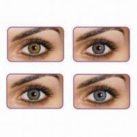 Buy cheap Color Blend Soft Contact Lenses with 14.5mm Diameter, Available in 12 Colors product