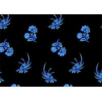 Buy cheap faux micro velvet woven polyester fabric rayon silk with