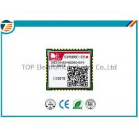 Buy cheap Quad band GSM GPRS Module with LCC and LGA pads , SIM800C-DS Dual SIM product