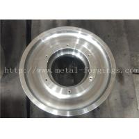 Buy cheap 4140 42CrMo4 Hot Rolled  Slewing Forged Steel Rings  Blank Proof Machined product