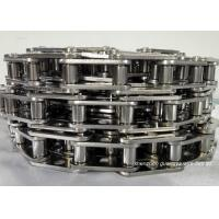 China Stainless Steel Conveyor Chain Links , Sprocket Saws Precision Roller Chain on sale