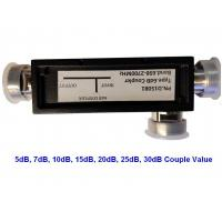 Buy cheap 5G High Power Dual Directional Coupler DIN Female Connector 698-3800MHz from wholesalers