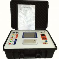 Buy cheap Single Electrical Test Set / Three Phase Transformer Turns Ratio Meter TTR Meter product