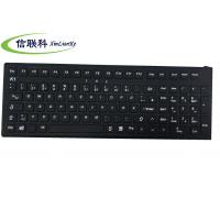 Buy cheap Keyboards Functionable Keypad Portable USB Mini Flexible Silicone For PC Keyboard Foldable for Laptop Notebook Black product