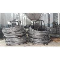 China SAE1006 SAE1008B Low Carbon Wire Rod , Stainless Steel Wires 300 Series 200 Series on sale