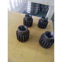 Buy cheap Factory offer Pinion gear 84x26x56mm ,will matched with slewing bearing RKS.062 from wholesalers