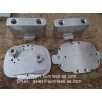 CNC Machining aluminium moulds