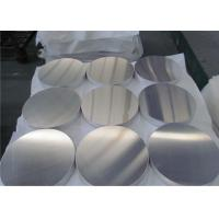 Buy cheap 8011 Grade Round Aluminum Plate Deep Punching For Cosmetic Case from Wholesalers