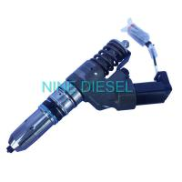 Buy cheap Standard Size Common Rail Cummins Injectors 4061851 Long Service Life Time product