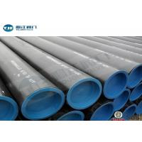 Buy cheap API 5L X 52 PSL1 Welded Steel Pipe , Oil Industry Carbon Steel Line Pipe product