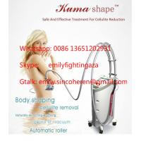 Buy cheap body sculpting liposuction therapy cellulite RF Kuma shape/ Body Cavitation Vacuum Shaping/ laser slimming product