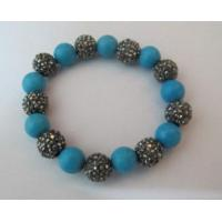 Buy cheap Hf-ch7023 Beads Bracelet With Charm Pendants product