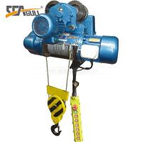 Buy cheap 0.5 Ton 10 Ton Heavy Duty Industrial Electric Winch Hoist High Efficient product