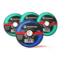 Buy cheap 7 Inch 180x3.0x22 Stainless Cut Off 30 Grit Metal Grinding Discs from wholesalers