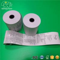 """Buy cheap Premium 55gsm Thermal Printer Paper Roll  3 1/8""""X180 Static - Proof Recycled product"""