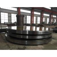 Buy cheap Tube sheet production, diameter 6m, tube sheet processing, tube sheet drilling and milling product