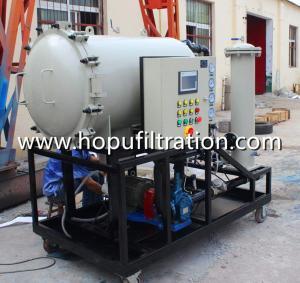 Quality Light Diesel Oil Separator, Fuel Gas Oil Purification plant, Diesel Oil Moisture for sale