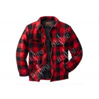 Buy cheap Classic Style Poly Cotton Summer Work Jacket Mens Mechanic Work Jacket Eco Friendly product