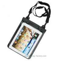 Buy cheap 130cm Lanyard Waterproof Beach Pouch , Waterproof Valuables Pouch With Touch Responsive Front product
