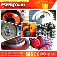 Buy cheap High-Duty wrought overhead crane wheels product