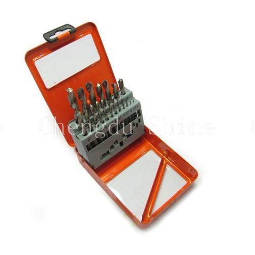 Quality 13pcs HSS Twist Drill Bit Set for sale