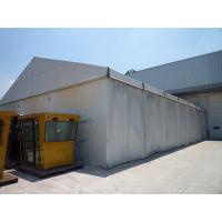 Outdoor Storage Tents : Clear span fabric structures industrial outdoor storage