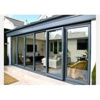 room folding door,folding grill doors,soundproof folding interior door,corner bi fold door,Scene Application Diagram 3