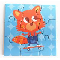 China Interesting Magnetic Activity Set , Educational Jigsaw Puzzles 9 X 9 Cm on sale