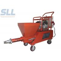 Buy cheap 380 V 7.5kw Mortar Spraying Machine Ready Mix Spray Plaster Machine For Exterior product