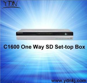 DVB-C digital TV receiver