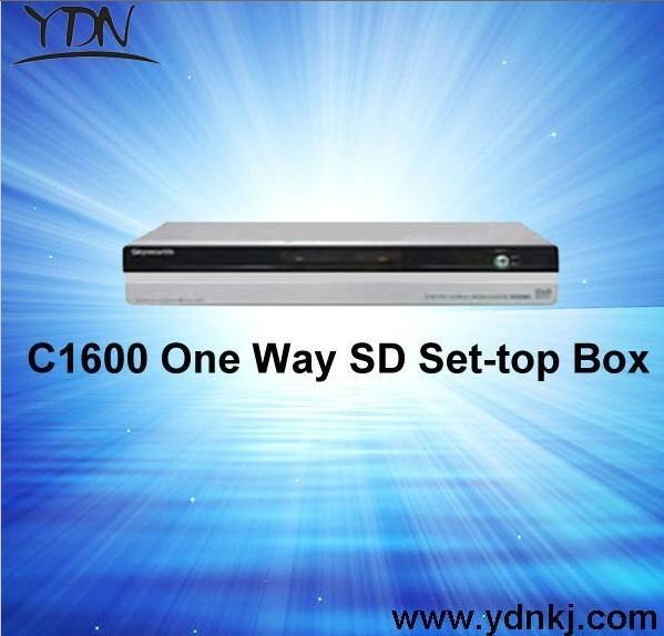 Quality DVB-C digital TV receiver for sale