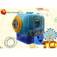 China Lovely Electric 3 DOF 7d Mini Cinema Equipment 7D Movie Theater on sale
