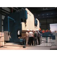 Buy cheap Weighbridge / Weigh Scale Automatic Welding Line , Equipment for Weighbridge Production from wholesalers