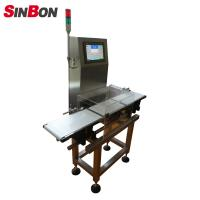 Buy cheap Online Check Weigher Machine electronic belt scale conveyor product