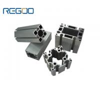 Buy cheap Modular Automation Industrial T Slot Aluminum Extrusion V-slot Aluminum Structural Shapes product