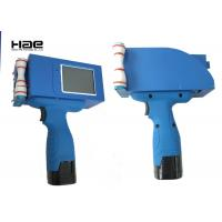 Buy cheap Expiry Date Online Printer Handheld Printing Machine For PET Bottle from wholesalers