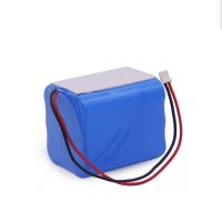 Buy cheap Rechargeable CC CV 5000mAh 12 Volt Battery Pack Pollution Free product