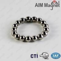 Buy cheap Strong neodymium ball magnets product