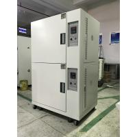 Buy cheap Double Oven Constant Temperature Chamber Computer Controlled Water Cooled Condensation product
