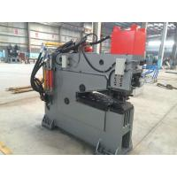 Buy cheap CNC strip punching machine TBC103-S for round holes and oval holes product