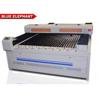 Buy cheap Tabletop Leather Laser Engraving And Cutting Machine 0 - 60000mm / Min product