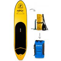 Buy cheap Drop Stitch PVC Material SUP Inflatable Paddle Boards 3pcs Paddle Included product