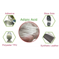 Buy cheap Synthetic Leather CAS No 124 04 9 Adipic Acid AA product